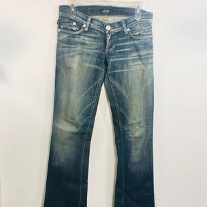 Rock & Rep Jeans Enbroidered Pocket Low Rise 26